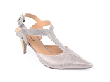 CT SEA EASY ROSE PIEGE:CUIR/BRONZE