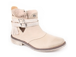 PESARO DANDY LOW AIDEN:CUIR/BEIGE