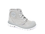 ALL STAR BASSE E18 PAMPA HI ZIP:Toile/KAKI