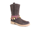 CALIN BUFFALO:Nubuck/Marron