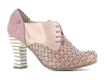 WILLIAM 9351:CUIR/ROSE