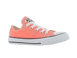 7687 ALL STAR BASSE ENF E17:Toile/ORANGE
