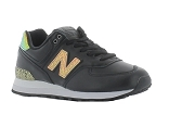 UA OLD SKOOL RUMBA WL574:Noir