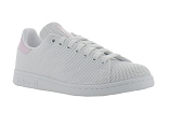 CAINA STAN SMITH:CUIR/BLANC ROSE