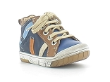 SWIFT RUN ARTISTREET:CUIR/BLEU