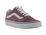 AIZYA UA OLD SKOOL RUMBA:Nubuck/Rouge
