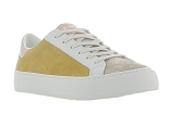 STONE TWO ARCADE SNEAKER GLOOM:Nubuck/Jaune