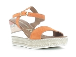 MUSO 28347:CUIR/ORANGE