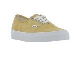 VANS AUTHENTIC  JAUNE<br>